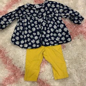 🍁 Old navy 3-6 month outfit